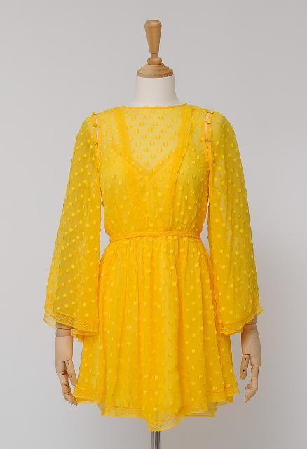 one-piece dress
